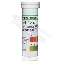 paski pH w tubie op.=150szt zakres 0-14