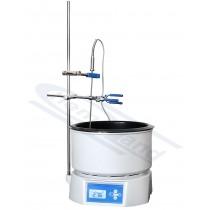 łaźnia wodna z mieszadłem magnetycznym +5-99oC, komora robocza 230x130mm, poj komory 5,5l, moc 1000w