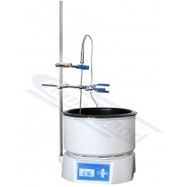 łaźnia olejowa z mieszadłem magnetycznym +5-200oC,komora robocza 230x130mm, poj komory 5,5l, moc 100
