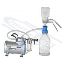 pompa próżniowa Rocker 300C - VF12 zestaw do filtracji rozpuszczalników HPLC