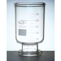 zestaw do filtracji część górna lej300ml z szlifem do zestawu 06-074