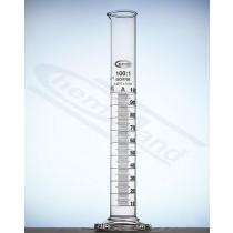 cylinder Kl A sk.brąz.CERTYF.0010ml st.szkło GLASS