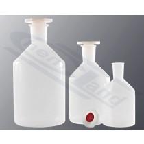 butelka PP na odczynniki ECO w/sz 0100ml korek  WS14/23