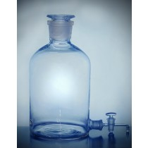 butelka z korkiem i tubusem 20000ml +kran