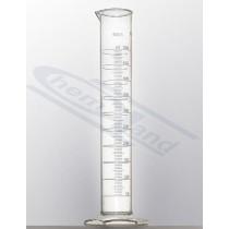 cylinder PP z wylewem , skala tłoczona 0025ml