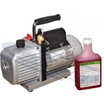 pompa próżniowa  TANKER 230 - olejowa