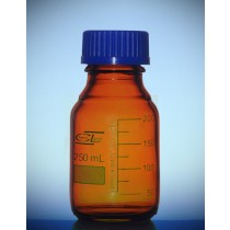 butelka z nakrętką oranż BORO 3.3  GL 45  0500ml