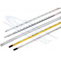 termometr bagietkowy płyn - 00+150oC  1/1 L-300