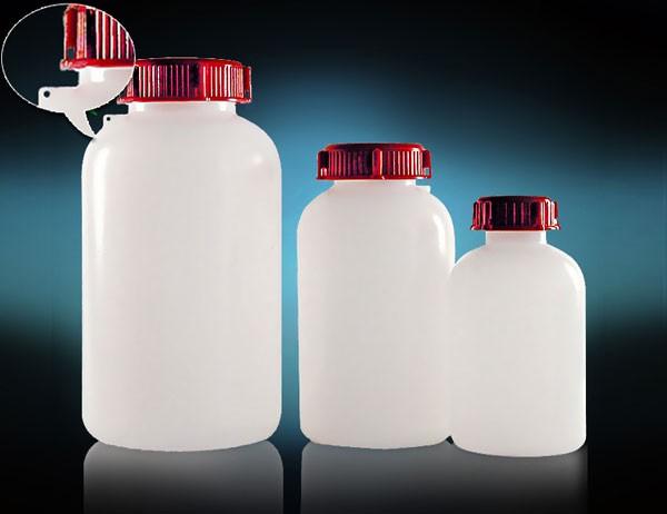bottle HQ self sealing cap PE-HD 0250ml - HQ - bottles made of PE-LD