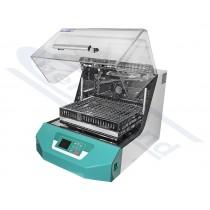 shaking incubator, cap.50L, ID: 455x380x290, rotary speed: 30-300rpm, amplitude: 20mm, RT +5~65oC