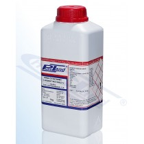 Acid citric PureLand p.a. 1 hydrate package=1kg, bottle HDPE