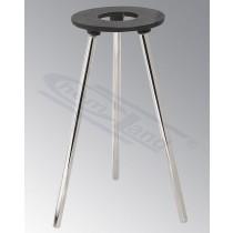 tripod round cast iron h-200mm, fi-80mm