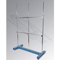 support stand kit TYP - 1 cast iron, base 500x250mm, rod 10x800mm