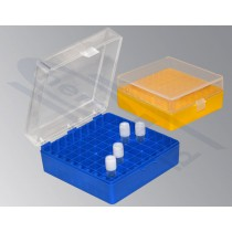 freezing stand 81 places, test tubes 1-1,8ml, CYRO BOX