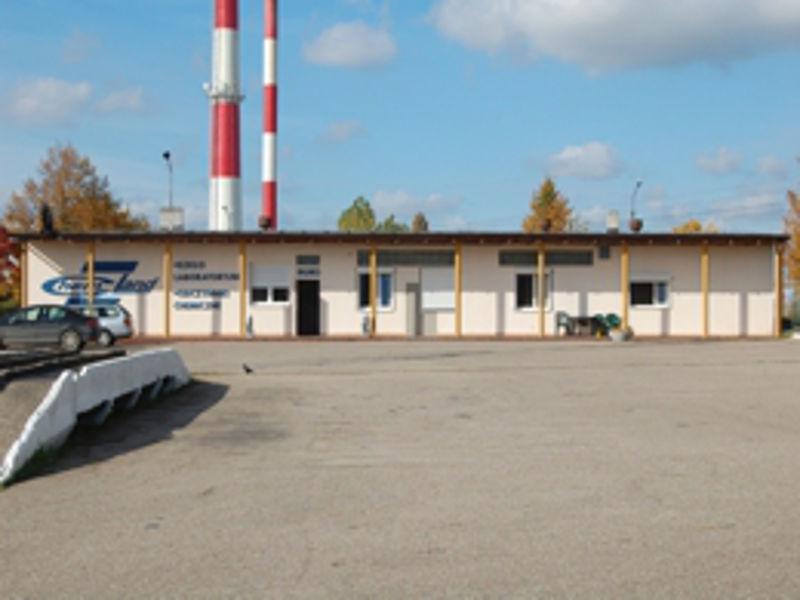 Zdjęcie przedstawiające siedzibę firmy przy ul. usługowej